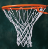 Set of 2 training basketball nets