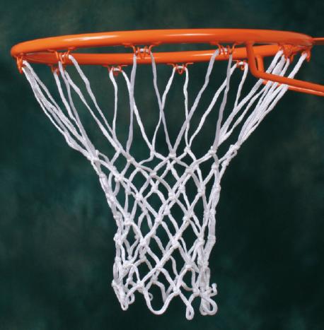 Filet de basketball compétition (2pcs)