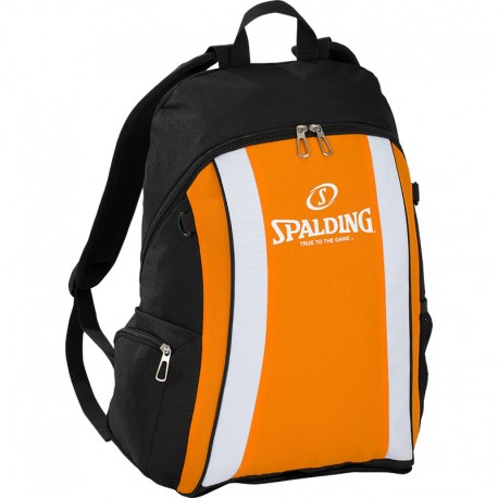 Sac à dos basket Spalding orange