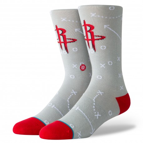 Chaussettes NBA Playbook des Houston Rockets