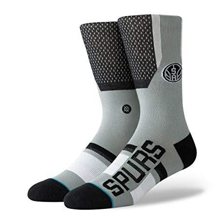 NBA Shortcut San Antonio Spurs socks