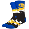 NBA Wave Racer Golden State Warriors socks