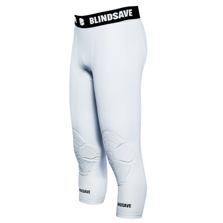 3/4 Tights with knee padding BLINDSAVE