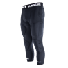 Pantalon 3/4 de contention avec protection INTEGRALE BLINDSAVE