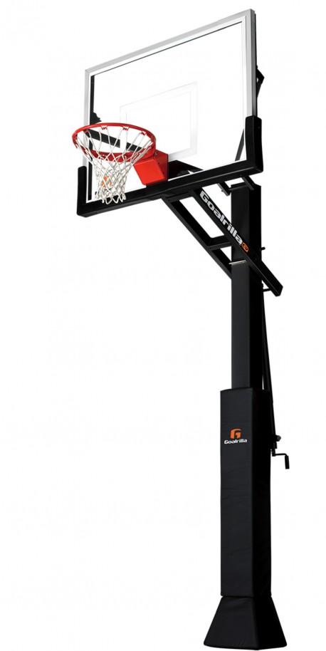 Inground basketball hoop Goalrilla DC 60