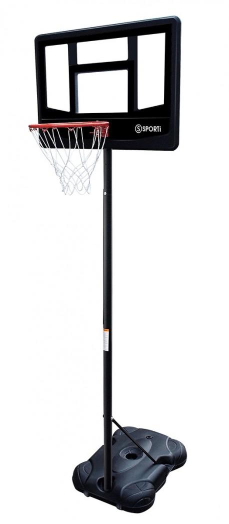 Mini basket with adjustable height (Baby model)