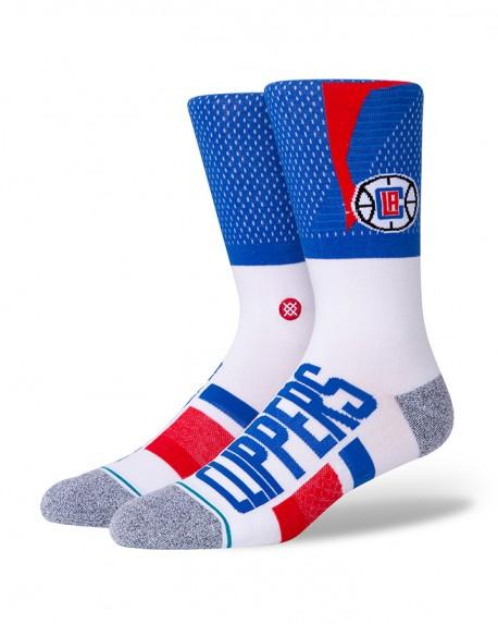 NBA Short Cut2 Los Angeles Clippers socks