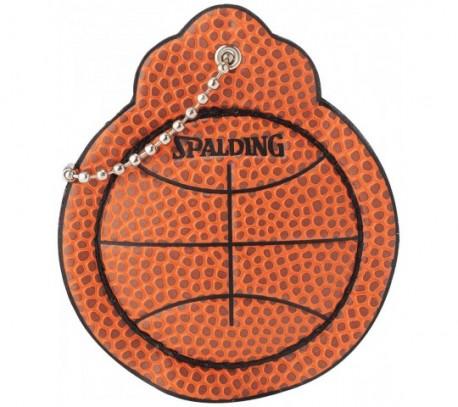 Spalding keychain