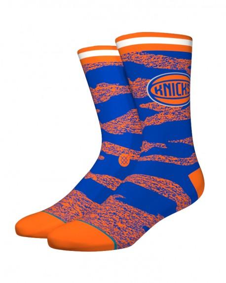 Chaussettes NBA CAMO melange des New-York Knicks
