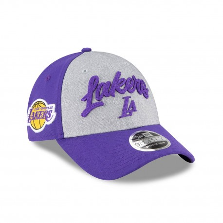 NEW ERA 9fifty Draft 2020 cap of the Los Angeles Lakers