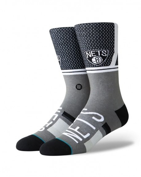 Chaussettes NBA shortcut 2 des Brooklyn Nets