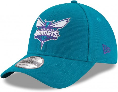 9Forty NewEra cap of the Charlotte Hornets