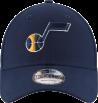 9Forty NewEra cap of theUtah Jazz