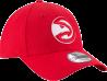 9Forty NewEra cap of the Atlanta Hawks