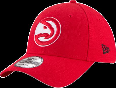 Casquette New Era 9Forty des Atlanta Hawks