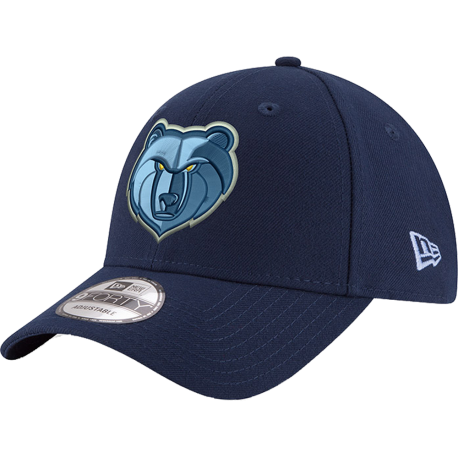 9Forty NewEra cap of the Memphis Grizzlies