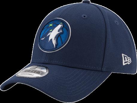 9Forty NewEra cap of the Minnesota Timberwolves
