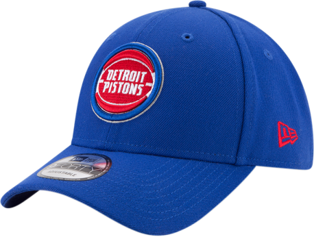 9Forty NewEra cap of the Detroit Pistons