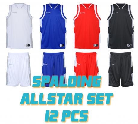 Set complet de jeux de maillot de match Allstar