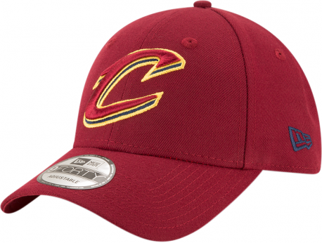 9Forty NewEra cap of the Cleveland Cavaliers