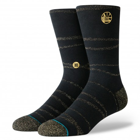 NBA trophy twist Golden State Warriors socks
