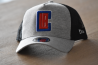 Los Angeles Clippers jersey essential grey A-Frame trucker cap