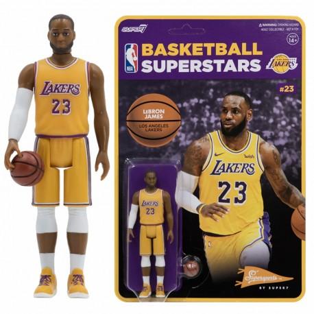 Super7 NBA Lebron James figure
