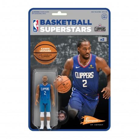 Super7 NBA Clippers Kawhi Leonard figure