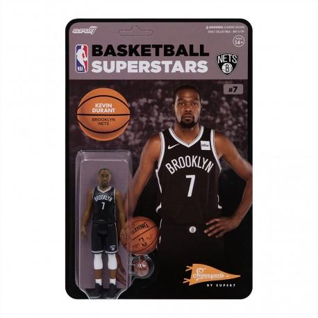 Super7 NBA Brooklyn Nets Kevin Durant figure