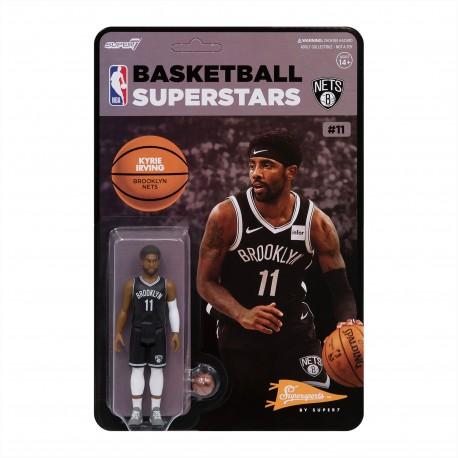 Super7 NBA Brooklyn Nets Kyrie Irving figure