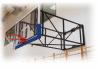 Panier de basket mural avec déport de 1m à 1,8m