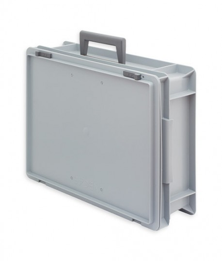 Robust carrying case for scoreboard console