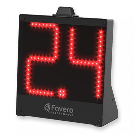 Floor wireless 24 -30 second shot clock display