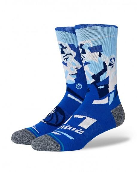 NBA Stance Profiler Luka Doncic socks