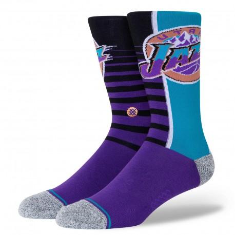 Chaussettes NBA Gradient des Utah Jazz