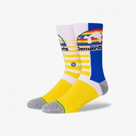 NBA Gradient Denver Nuggets socks