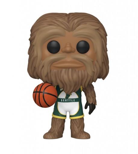 NBA Sonics Pop mascot figure