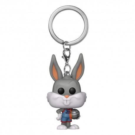 Space Jam2 Bugs Bunny keyring