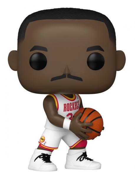 Figurine Pop de Hakeem Olajuwon