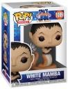 Space Jam2 White Mamba Pop figure