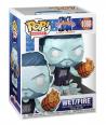 Space Jam2 Wet/fire Pop figure
