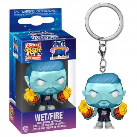 Porte clé Pop de Wet/Fire dans Space Jam 2