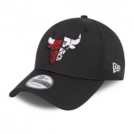 9Forty NewEra Half/Half cap of the Chicago Bulls
