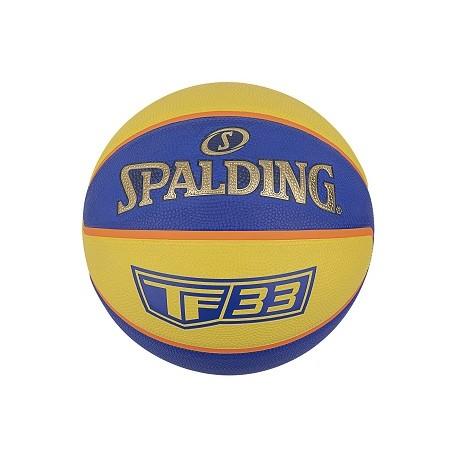Ballon TF33 caoutchouc Spalding