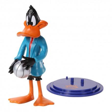Bendyfigs Figure of Daffy Duck in Space Jam 2