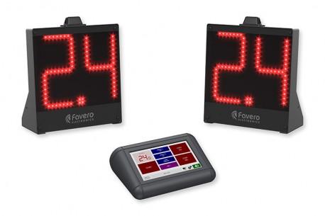 Kit complet de possession 14-24 secondes basketball