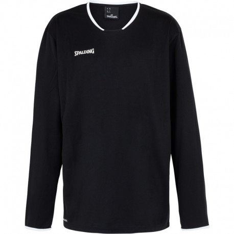Move shooting shirt long sleeves from Spalding