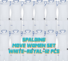 Move women Team set from Spalding
