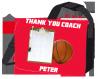 Sacoche de coach basket personnalisable