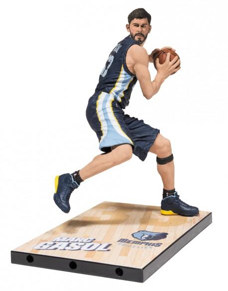 Mc Farlane NBA Marc Gasol figure